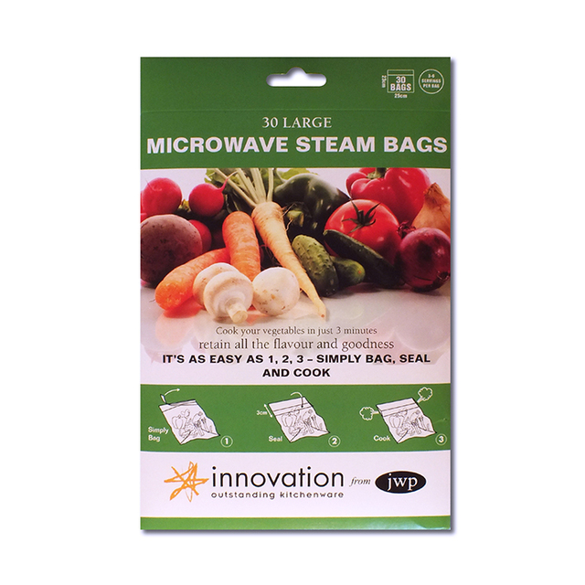 Innovations Microwave Steam Bags