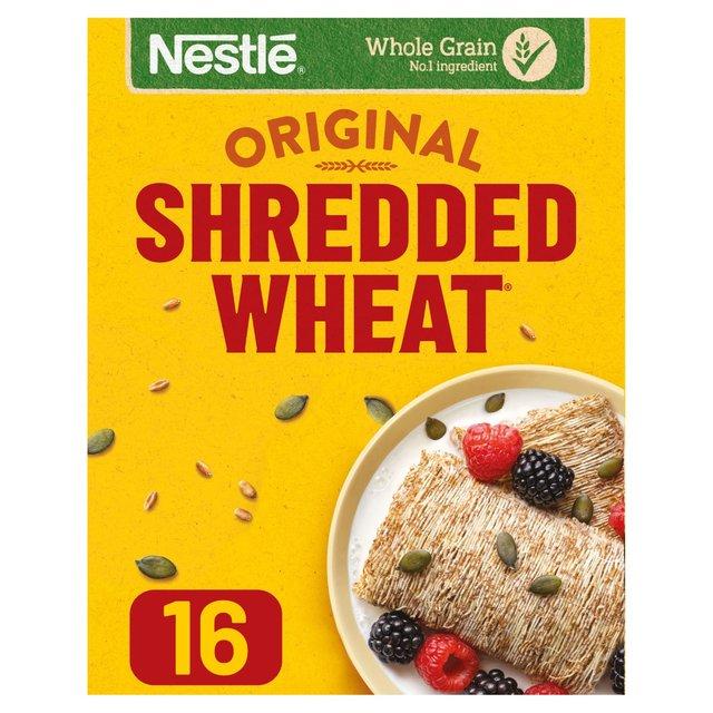 Nestle Shredded Wheat 16s | Ocado