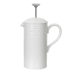 Sophie Conran for Portmeirion Ceramic Cafetiere 80cl White
