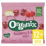 Organix Goodies Fruit Moos Raspberry