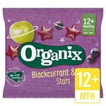Organix Goodies Fruit Stars Blackcurrant