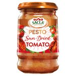Sacla Sun-Dried Tomato Pesto