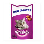 Whiskas Daily Dentabites Cat Treats with Chicken
