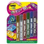 UHU Glitter Glue Original 10ml
