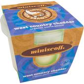 Miniscoff West Country Cheddar Organic Cheese Sauce