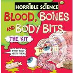 Horrible Science Blood Bones & Body Bits, 5yrs+
