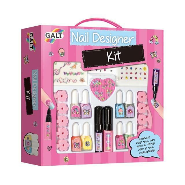 Galt Nail Designer Kit, 7yrs+ From Ocado