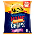 McCain Home Chips Chunky Frozen