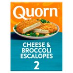 Quorn Cheese & Broccoli Escalope Frozen