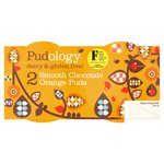 Pudology Dairy & Gluten Free Chocolate Orange Pud