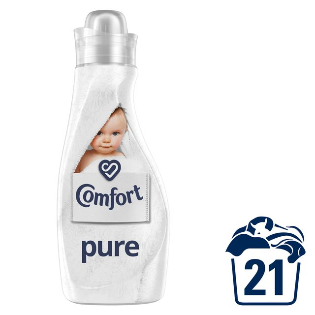 Comfort Pure Fabric Conditioner 21 Wash