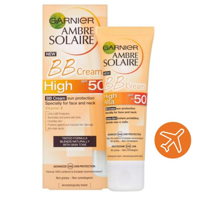 Amber solaire tinted facial sunscreen images 286