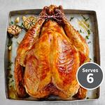 Waitrose Organic Bronze Feathered Free Range Turkey Minimum