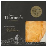 Jon Thorner's Steak & Stilton Large Family Pie