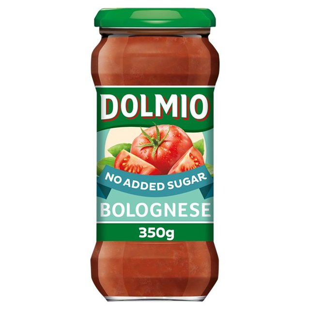Dolmio Bolognese Low Fat Pasta Sauce 320g from Ocado