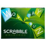 Scrabble, Family Board Game, 10 yrs+
