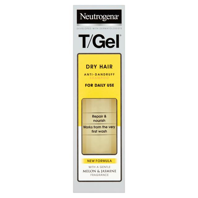 Neutrogena T Gel for Dry Hair Anti-Dandruff Dermatological