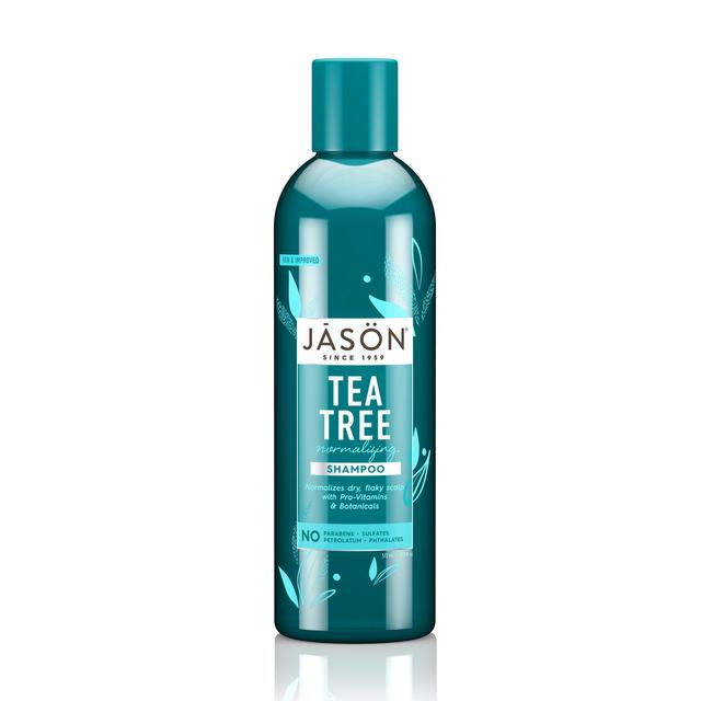 Jason Vegan Tea Tree Oil Therapy Shampoo