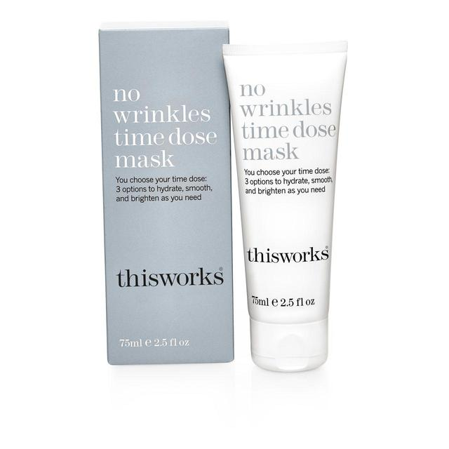 This Works No Wrinkles Time Dose Face Mask