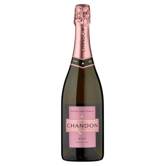 Chandon Rose Sparkling Wine NV 75cl from Ocado
