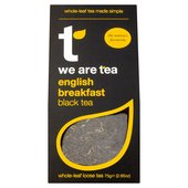 We Are Tea English Breakfast Loose Tea