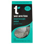 We Are Tea Moroccan Mint Teabag