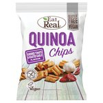 Eat Real Quinoa Sun Dried Tomato & Garlic Flavoured Chips