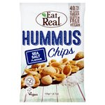 Eat Real Hummus Sea Salt Flavoured Chips