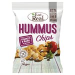 Eat Real Hummus Tomato & Basil Flavoured Chips