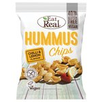 Eat Real Hummus Chilli & Lemon Flavoured Chips