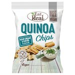 Eat Real Quinoa Sour Cream & Chive Flavoured Chips