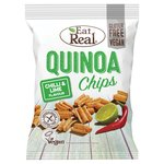 Eat Real Quinoa Chilli & Lime Flavoured Chips