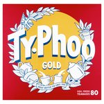 Typhoo Gold Teabags