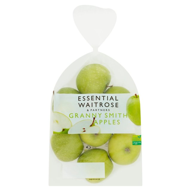 Essential Granny Smith Apples Waitrose