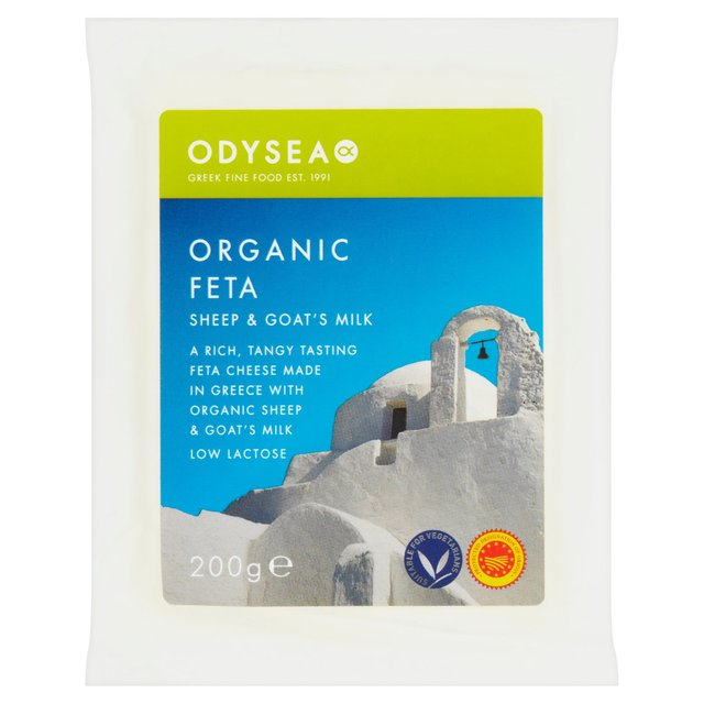 Odysea Organic Sheep & Goats Milk Feta