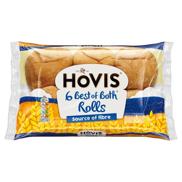 Hovis Best of Both Rolls