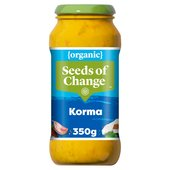 Seeds Of Change Korma Curry Sauce