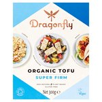 Dragonfly Gluten Free Organic Super Firm Fresh Tofu