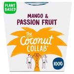 The Coconut Collaborative Dairy Free Mango & Passionfruit Coconut Yogurt