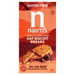 Nairns Gluten Free Chocolate Biscuit Break