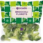 Ocado Frozen Broccoli Florets