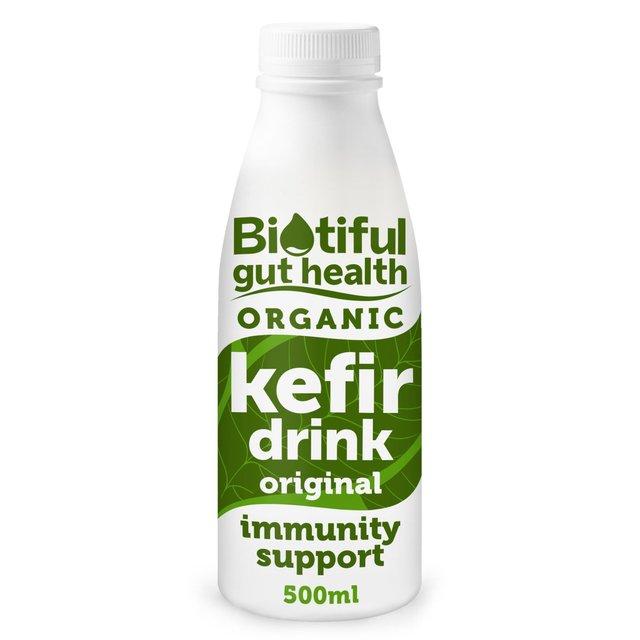 kefir. bio-tiful organic kefir