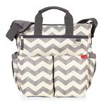 Skip Hop Duo Signature Bag, Chevron