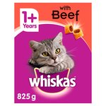 Whiskas Cat Complete Dry with Beef