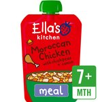Ella's Kitchen Moroccan Chicken Tagine