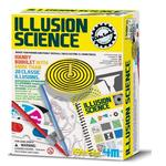 Science Museum Illusion Science, 8yrs+