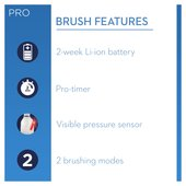 Oral-B Pro 3 (3000) CrossAction Electric Rechargeable Toothbrush