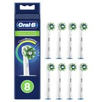 Oral-B CrossAction Toothbrush Heads
