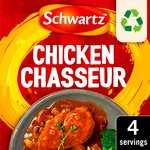 Schwartz Authentic Chicken Chasseur Mix