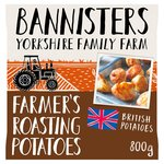 Bannisters' Farm Farmer's Roasting Potatoes Frozen